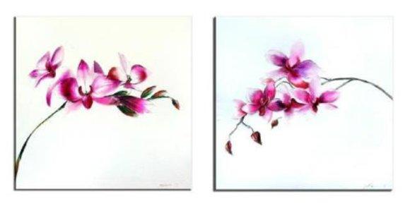 Gemälde Ölbild Bild Ölbilder Rahmen Bilder Ölgemälde Feng Shui G01663