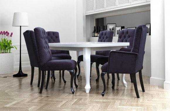 esszimmerstühle stuhlgruppen wie stuhl ralf iv von jv möbel, Wohnzimmer dekoo