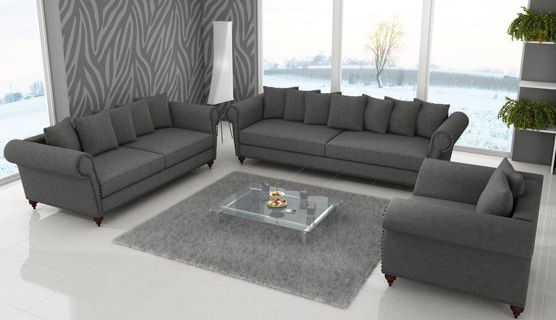 chesterfield ledersofa sofort lieferbar als 5 sitzer 4 sitzer 3 sitzer. Black Bedroom Furniture Sets. Home Design Ideas
