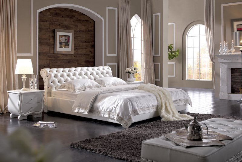 Schlafzimmer Betten Chesterfield Betten Www Jvmoebel De La