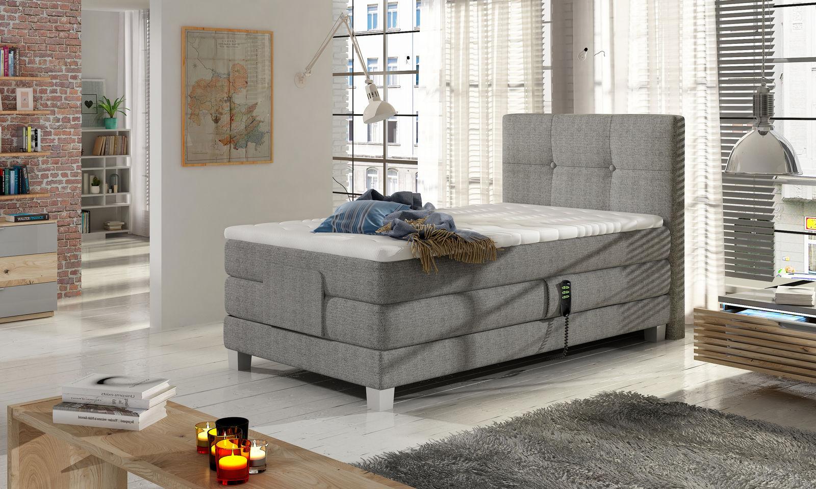 schlafzimmer betten boxspring betten. Black Bedroom Furniture Sets. Home Design Ideas