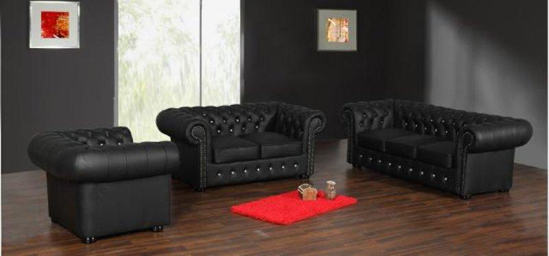 ledersofa wohnlandschaft designer sofa garnitur von jvmoebel. Black Bedroom Furniture Sets. Home Design Ideas