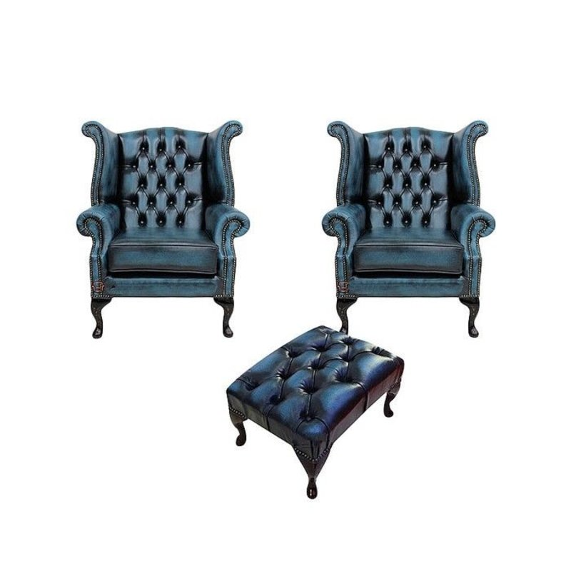 chesterfield welt ohrensessel sessel la design chesterfield m bel. Black Bedroom Furniture Sets. Home Design Ideas