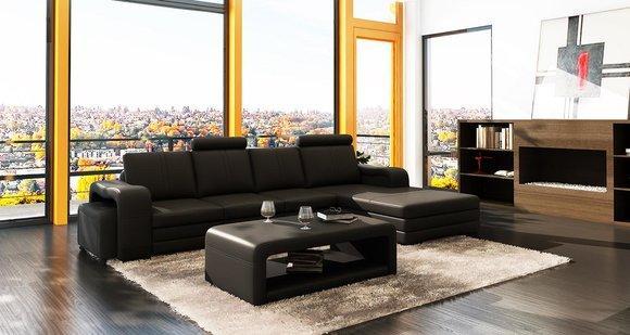 Design Wohnlandschaften Leder Designer Sofa Wohnlandschaften Online