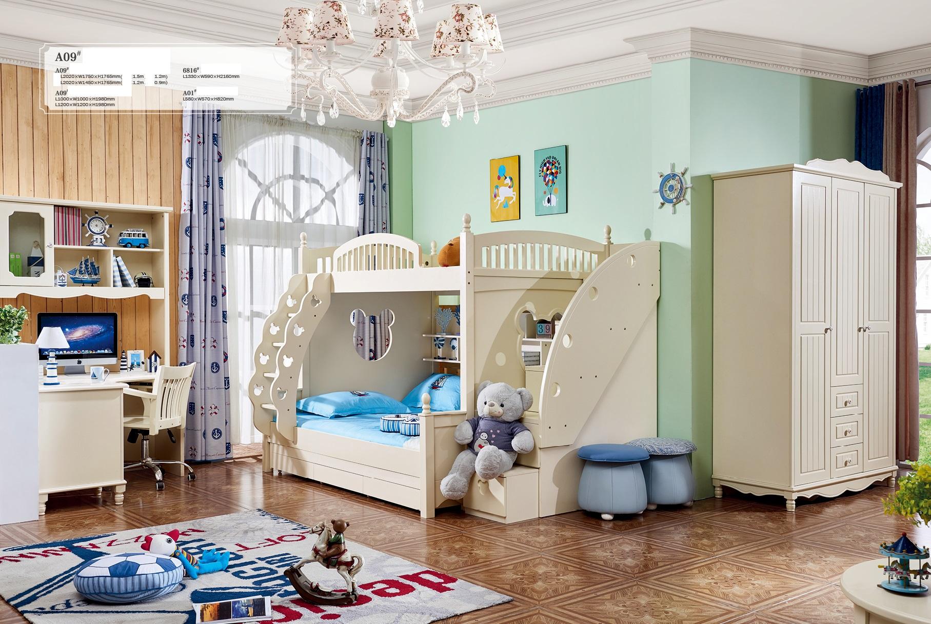 Etagenbett Für 3 Kinder : Etagenbett für personen tom iii kinder
