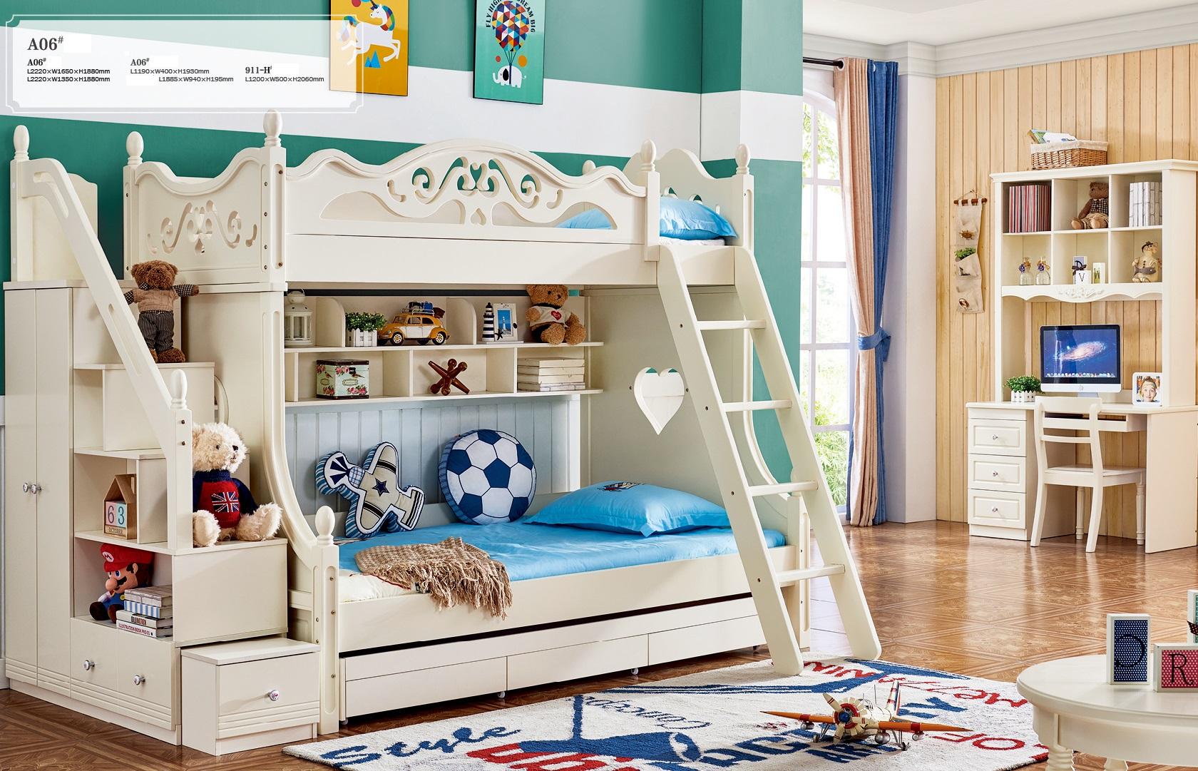 Etagenbett Ratenkauf : Schlafzimmer tlg inkl etagenbett u kleiderschrank trg