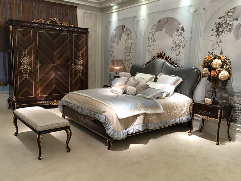 Schlafzimmer - Betten - Königliche_Klassische_Betten - www ...