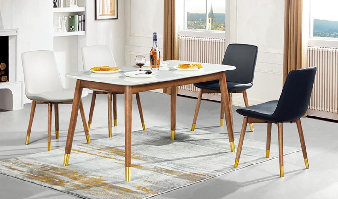 Moderner Ess Wohn Zimmer Holz Tisch Designer Tisch Echte Handarbeit Möbel Design
