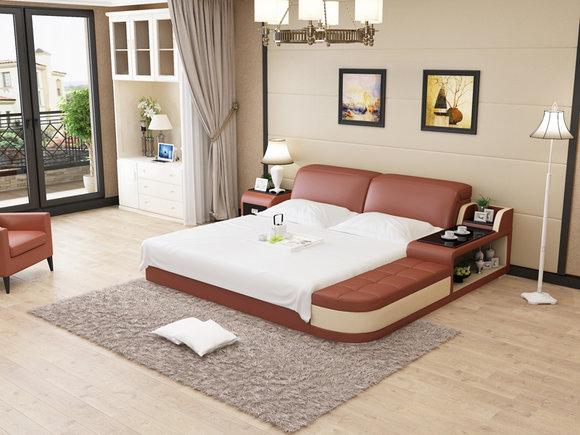 Schlafzimmer - Wasserbetten - www.JVmoebel.de - la design... Möbel ...