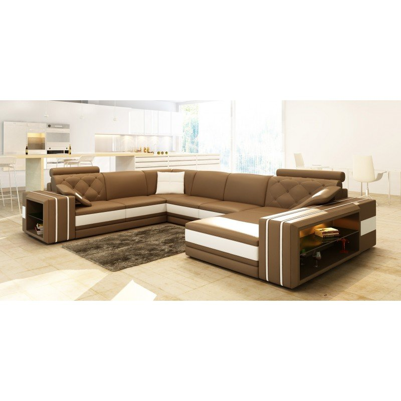 design wohnlandschaften leder designer sofa wohnlandschaften online. Black Bedroom Furniture Sets. Home Design Ideas