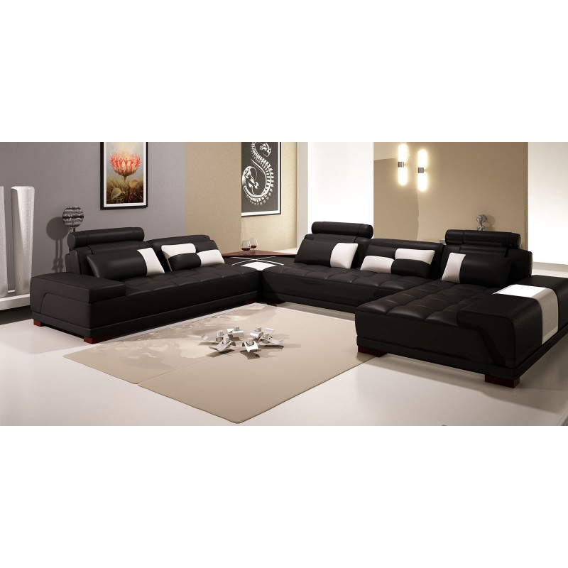design wohnlandschaften leder designer sofa wohnlandschaften online. Black Bedroom Furniture Sets. Home Design Ideas
