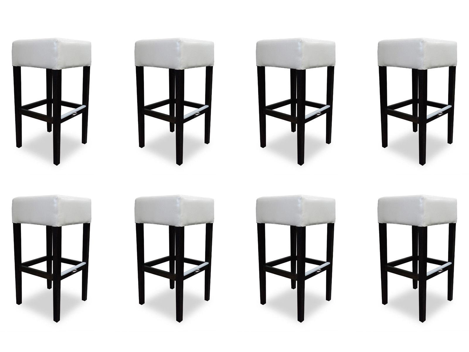 8 Er Set Barhocker Hocker Esszimmer Stuhl Stühle Bar Günstig