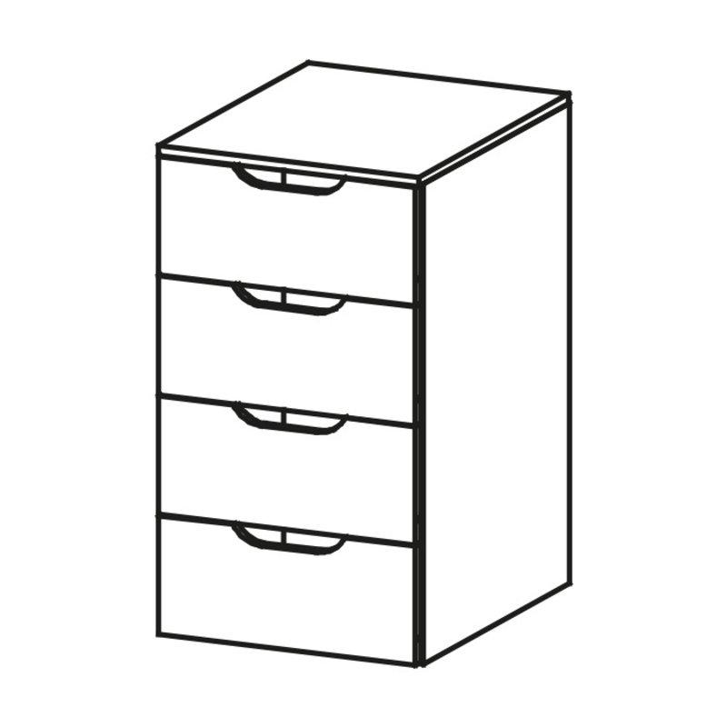 kommode schrank online shop kommoden und schr nke g nstig kaufen. Black Bedroom Furniture Sets. Home Design Ideas