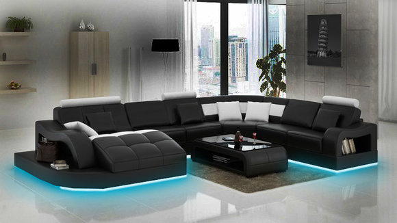 Sofa Mit Led Cheap Gallery Of Xxl Sessel Sofa Mit Led