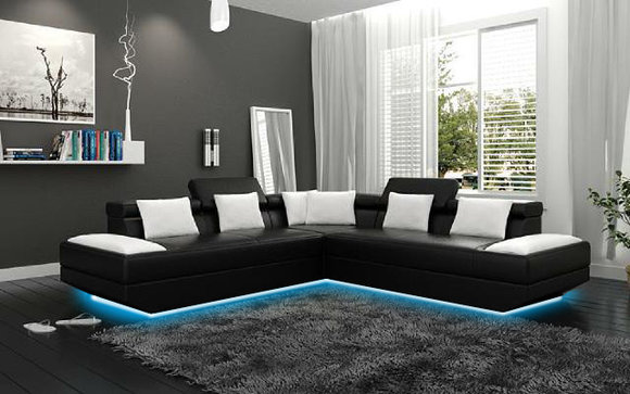 sofas und ledersofas jena b designersofa ecksofa bei jv m bel. Black Bedroom Furniture Sets. Home Design Ideas