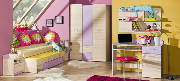 wandregal h ngeregal lounge b cherregal b cher kinderzimmer regal holz retro neu l8 www. Black Bedroom Furniture Sets. Home Design Ideas
