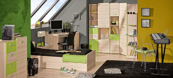 wandregal h ngeregal lounge b cherregal b cher kinderzimmer regal holz retro neu l9 www. Black Bedroom Furniture Sets. Home Design Ideas