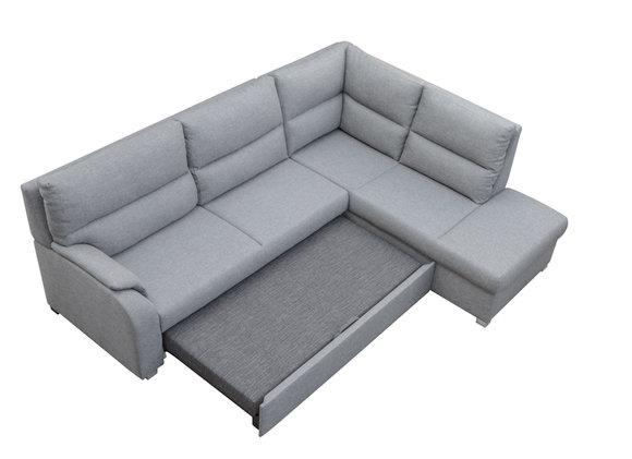 sofas ledersofa ramiro mit bettfunktion bettkasten ecksofa schlaffunktion. Black Bedroom Furniture Sets. Home Design Ideas