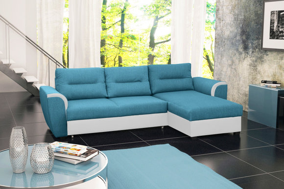 sofas ledersofa tomek mit bettfunktion bettkasten ecksofa schlaffunktion. Black Bedroom Furniture Sets. Home Design Ideas