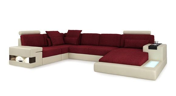 sofas ledersofas bellini bettfunktion designersofa ecksofa schlaffunktion. Black Bedroom Furniture Sets. Home Design Ideas