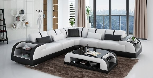 sofas ledersofas rodos bettfunktion designersofa ecksofa schlaffunktion. Black Bedroom Furniture Sets. Home Design Ideas