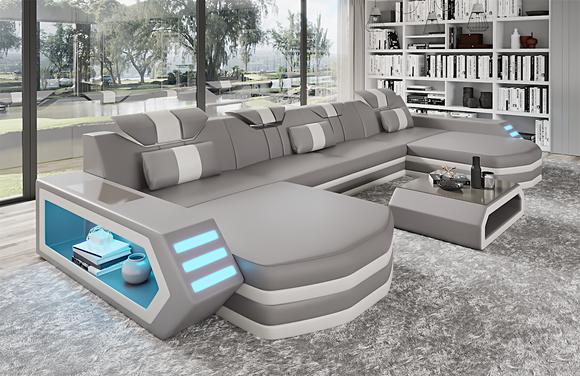 Extravagante Polsterlandschaft Zum Gunstigen Preis Gunstige Sofa Couch