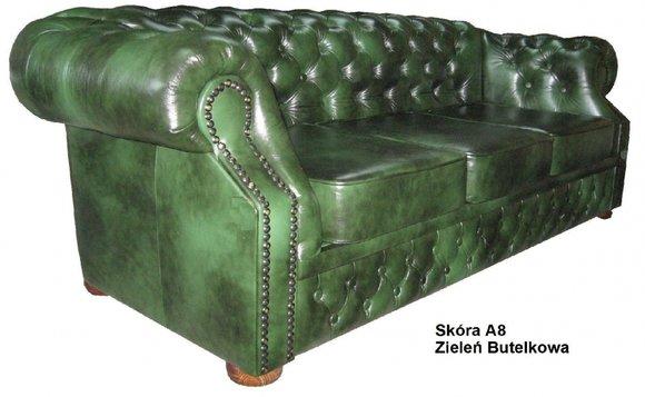 original chesterfield leder sofa oxford mit steinen. Black Bedroom Furniture Sets. Home Design Ideas