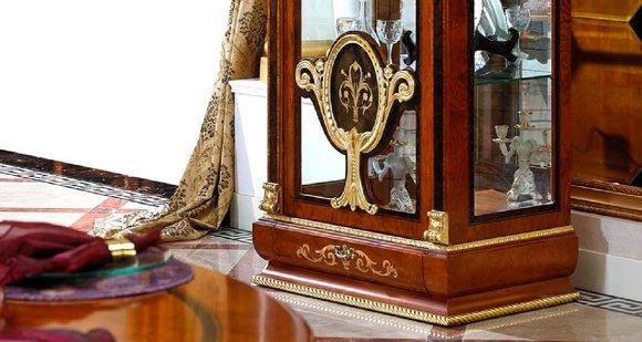 Barock Rokoko Sofagarnitur Set Sofa Garnitur Couch Sofas Polster  3+2+1 Komplett