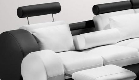 jvmoebel ledersofa design ecksofa amsterdam mit. Black Bedroom Furniture Sets. Home Design Ideas