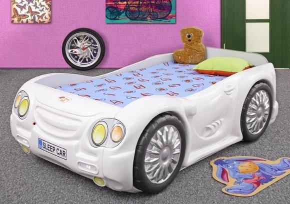 kinderbett jugendbett auto bett betten sleep car. Black Bedroom Furniture Sets. Home Design Ideas