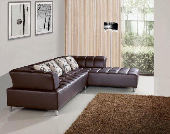 Design Polster Couch Wohnlandschaft Ecksofa Polster Sitz Garnitur