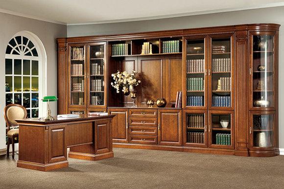 Klassische Möbel im italienischen Stil,in Massivholz BarcelonaBA-Sc2