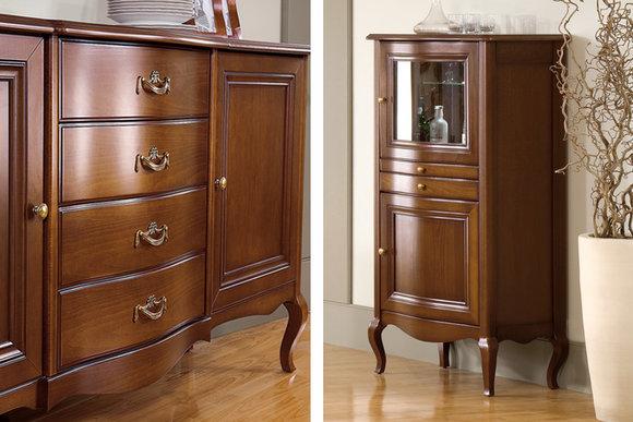 moebel im italienischen stil, klassische möbel im italienischen stil, in massivholz prato3, Design ideen